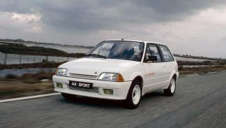 Citroën AX Sport delantera
