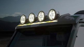 Mansory G63 AMG Sahara focos