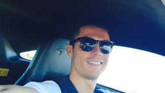 Cristiano Ronaldo McLaren