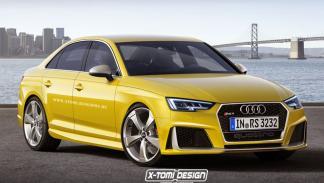 X-Tomi propone el Audi RS4 sedán