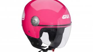 Cascos Givi 10.7 Mini y 10.8 Urban rosa