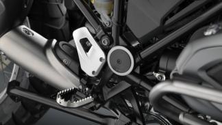 BMW R1200GS Rizoma. Detalle.