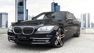 BMW 760i G-Power frontal