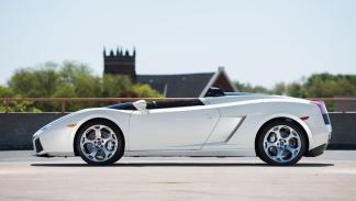 Lamborghini Concept S lateral