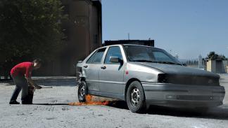 incendio coche consejos como actuar