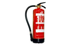 incendio coche consejos como actuar extintor