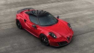 Alfa Romeo 4C Pogea Racing cenital