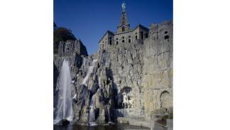Kassel: cascadas del Parque Wilhelmshöhe