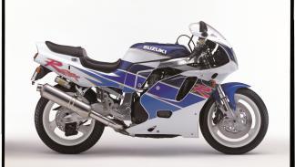Suzuki GSXR: 30 años de revolución 1992
