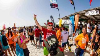 Liam Whaley Mundial Kitesurf Tarifa 2015