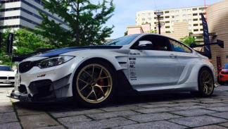 BMW M4 by Varis