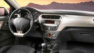 Citroën C-Elysée interior