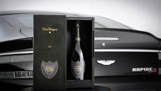 Dom Pérignon Aston Martin Rapide S