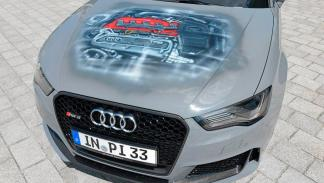 Audi RS 3 único frontal