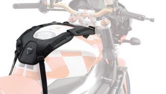 Bolsas de depósito para motos.