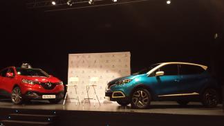 Renault Kadjar y Renault Captur