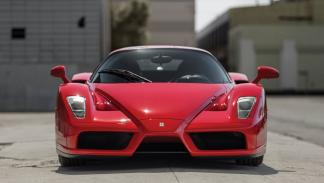 Ferrari Enzo subasta frontal