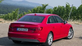 Prueba: Audi A4 2015 3 cuartos