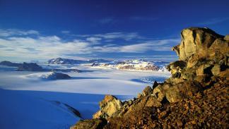 Montañas Transantárticas
