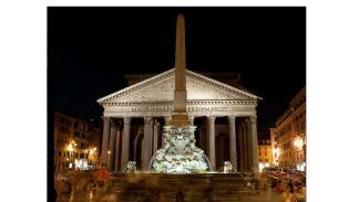 Roma: Plaza del Panteón de Agripa