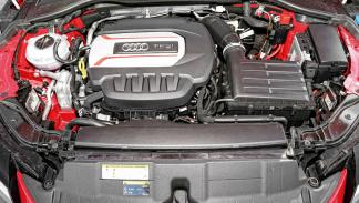 Audi TTS 2015 motor