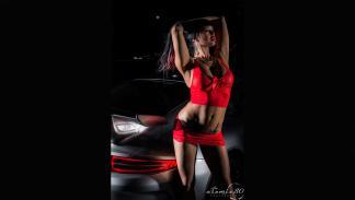 Porsche 911 caliente porno