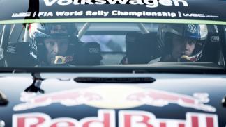 el piloto de Volkswagen Andreas Mikkelsen