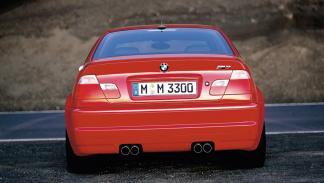 BMW M3 e46 trasera