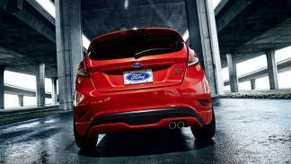 Ford Fiesta ST trasera
