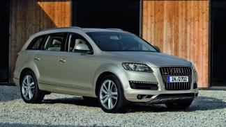 10 coches preferidos futbolistas Reino Unido Audi Q7