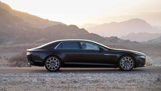 Aston Martin Lagonda lateral