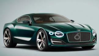Bentley EXP 10 Speed 6 Concept tres cuartos delantero 2