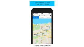 Cinco app que debe tener todo amante de los coches - Skobbler mapa