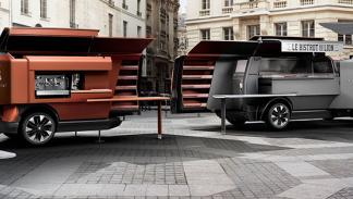 Innovador FoodTruck Peugeot