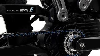 Nuevo brazo basculante bicicletas eléctricas BMW