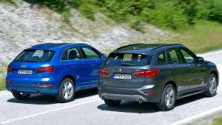 Cara a cara: BMW X1 vs Audi Q3 ZAGAS