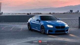 BMW 650i prior design preparacion