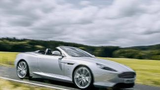 Prueba: Aston Martin DB9 GT Roadster. Un cabrio para soñar barrido