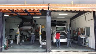 convertir coche a GLP: solo en talleres autorizados