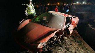Arturo Vidal no conducirá en Múnich (de momento), Ferrari