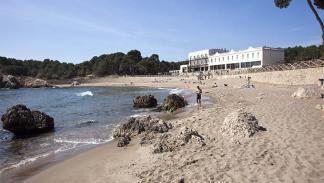 Playa del Portitxol, L'Escala