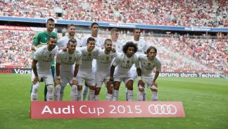Audi Cup 2015 Real Madrid