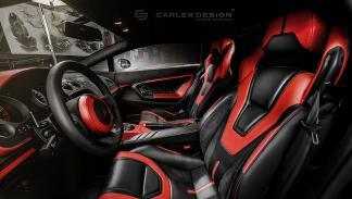 Lamborghini Gallardo Carlex Design interior