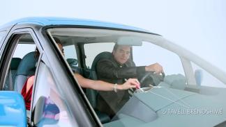 Tartan Prancer: el coche loco de la película Vacaciones ceniceros