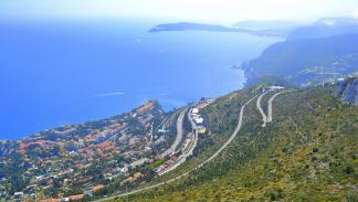 Ruta Turbie Francia carretera 8 mejores carreteras mundo