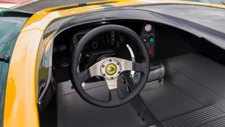 Lotus 3 Eleven interior