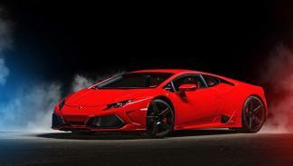 Lamborghini Huracan Ares Design
