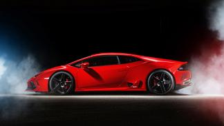 Lamborghini Huracan Ares Design lateral