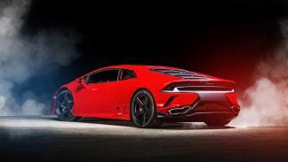 Lamborghini Huracan Ares Design trasera