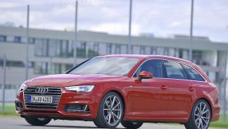 Audi A4 Avant morro